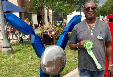 Winner Juror's Choice 2019 Kenneth Sandlin