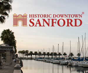 Historic Downtown Sanford Florida
